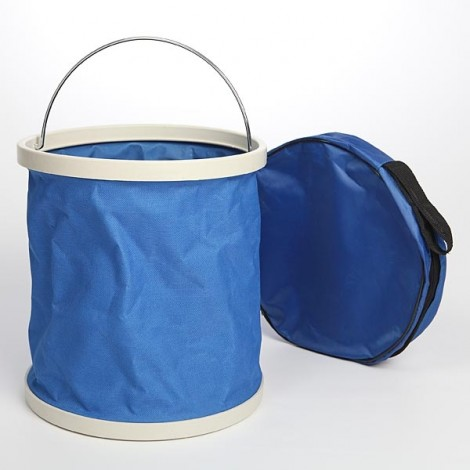Elico Collapsable Bucket with Carry Bag