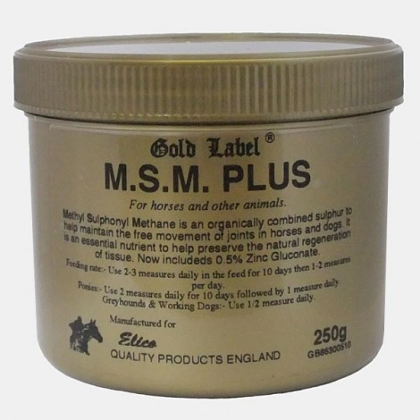 Elico Gold Label MSM Plus