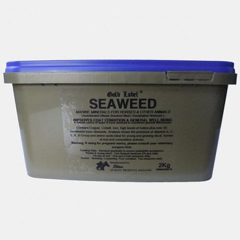 Elico Gold Label Seaweed Supplement