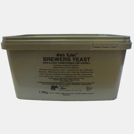 Elico Gold Label Brewers Yeast