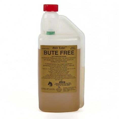 Elico Gold Label Bute Free