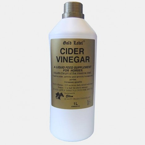 Elico Gold Label Cider Vinegar
