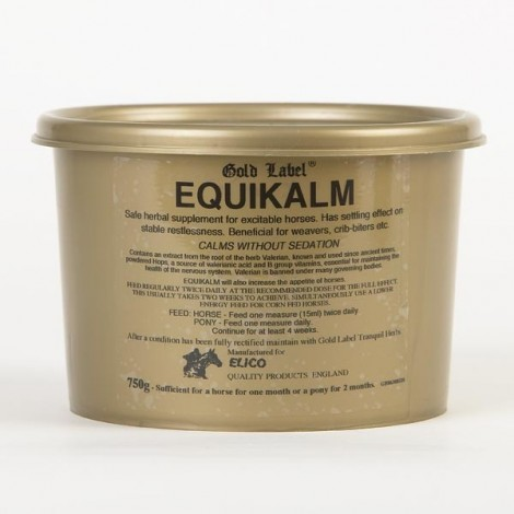 Elico Gold Label Equikalm Daily