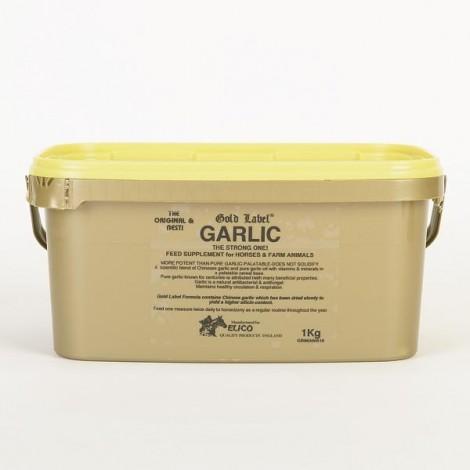 Elico Gold Label Garlic Supplement