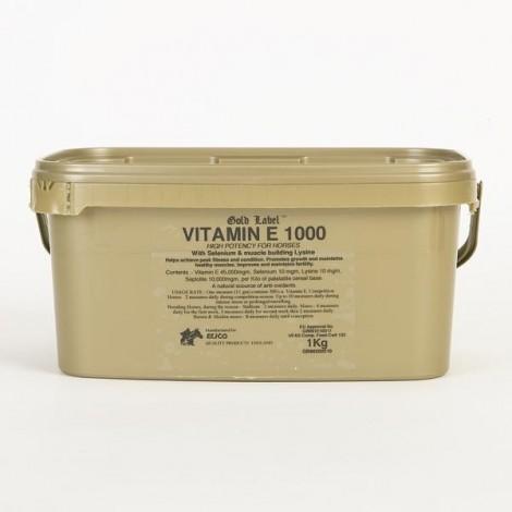 Elico Gold Label Vitamin E1000