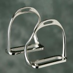 Elico Stainless Steel Bent Leg Irons