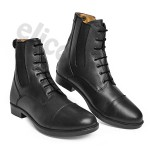 Elico Bramhope Zip/Lace Paddock Boots
