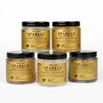 Elico Gold Label Sparkle Glitter Gel